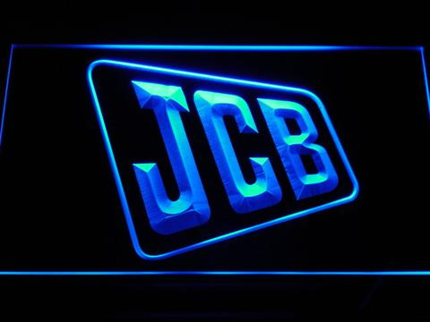 JCB LED Neon Sign